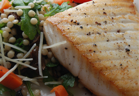 Alaskan Halibut Fillet 1lb