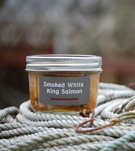 Alaska Salmon Wild Sockeye King Coho Jar Taku Store Taku Store